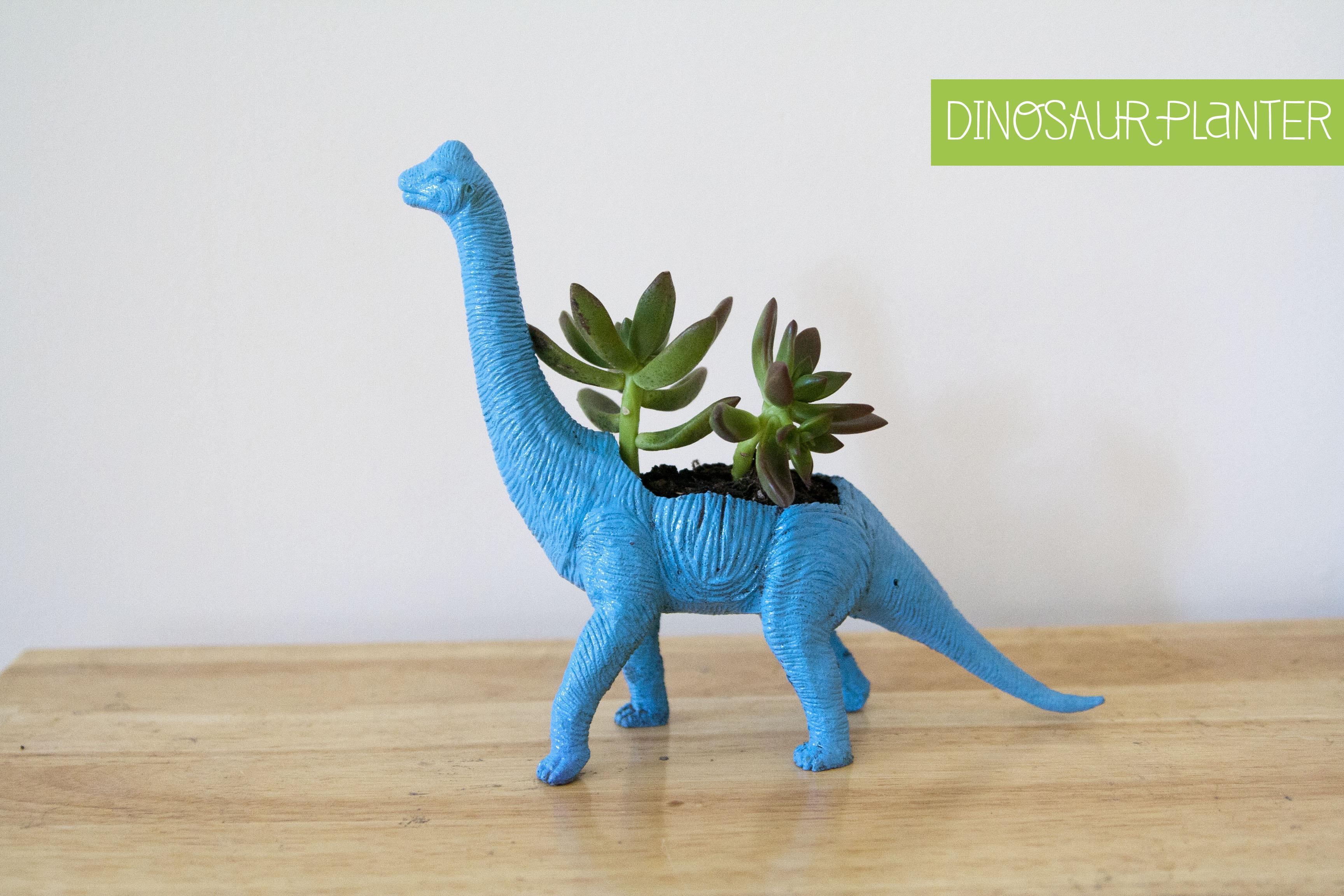 163 Dinosaur Planter Make Great
