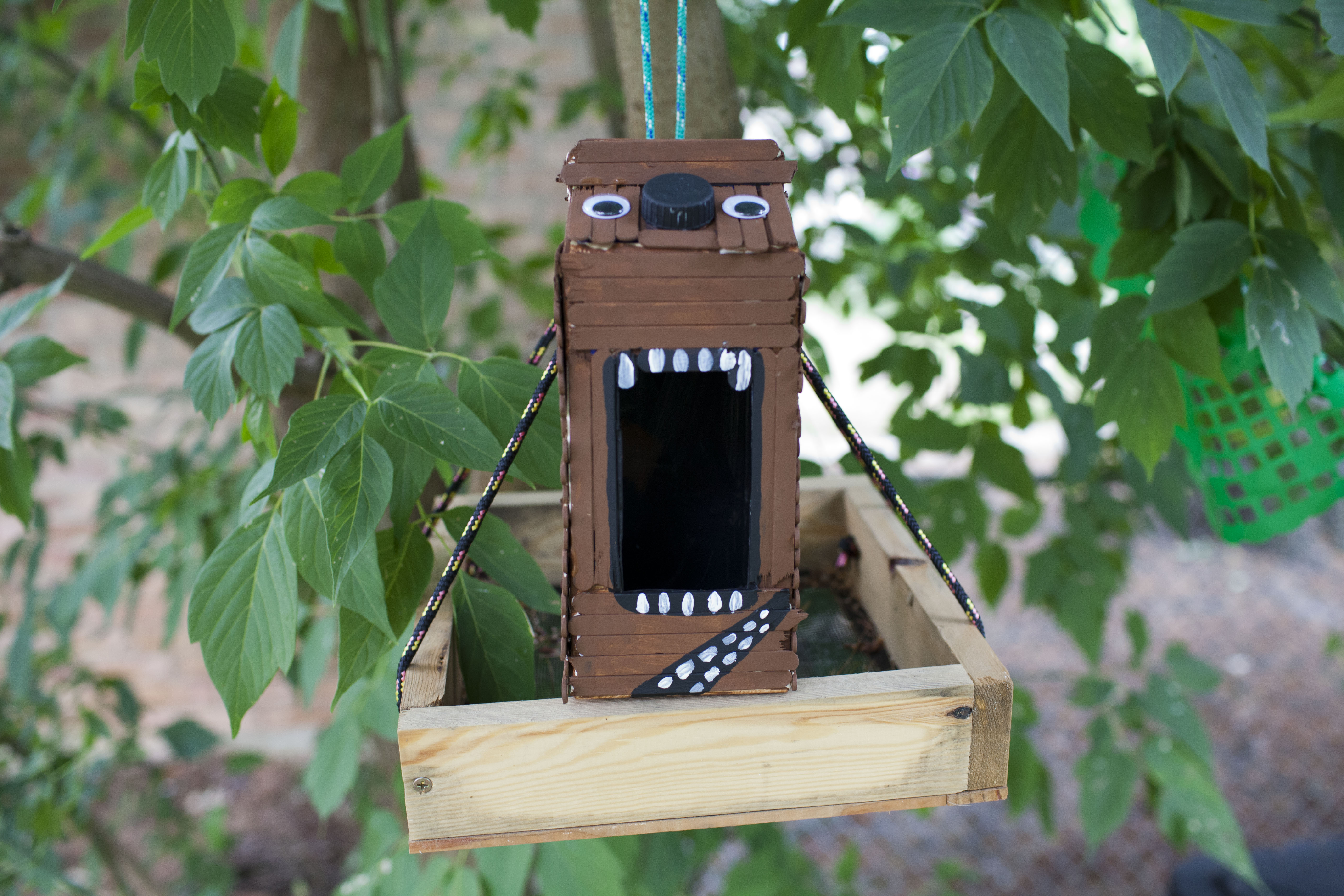How to make a bird house - Wookie Birdhouse