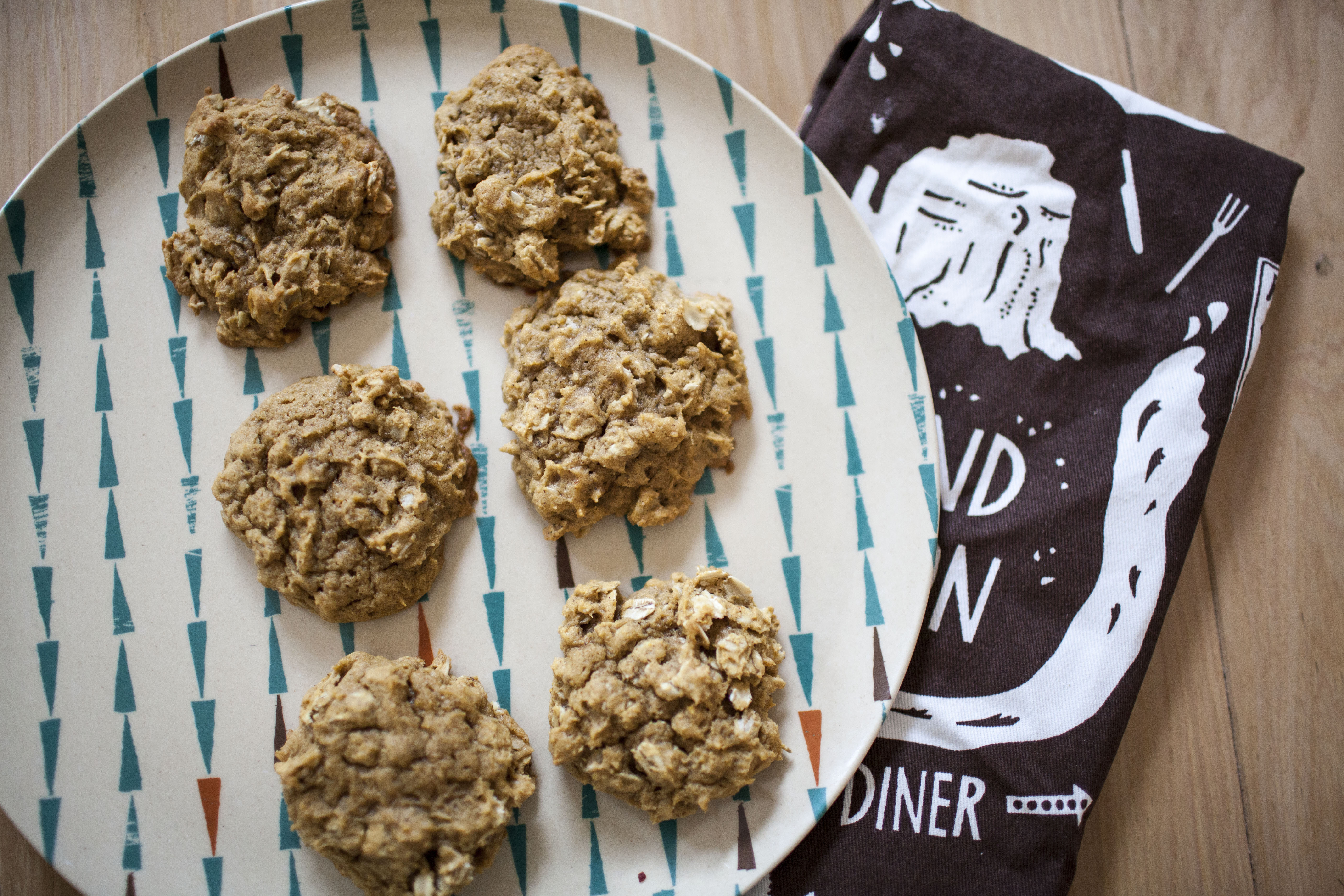 As if pumpkin oatmeal cookies werent enough…I found a way to make ...