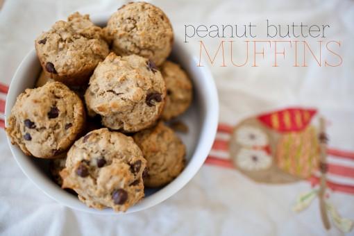 peanutbuttermuffins