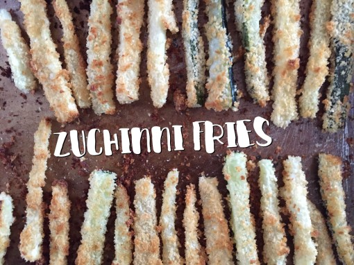 ZUCHINNIFRIES