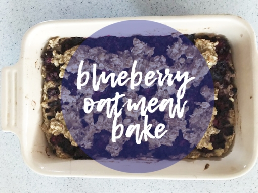 blueberryoatmealbake